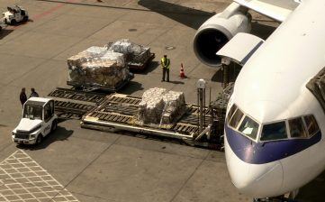 Freight Forwarding Services from Various Major Air Ports, India