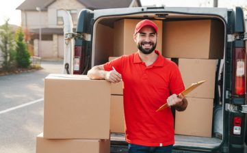 DOOR TO DOOR SERVICES – APT LOGISTICS