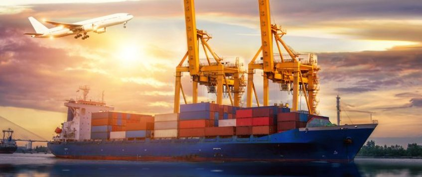 SHIPPING AND AIR FREIGHT FORWARDING – APT LOGISTICS