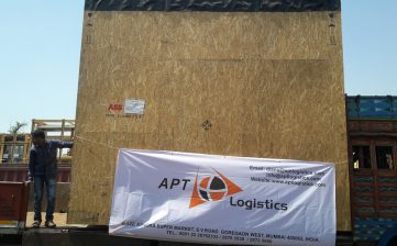 Project cargo shipment handling in India