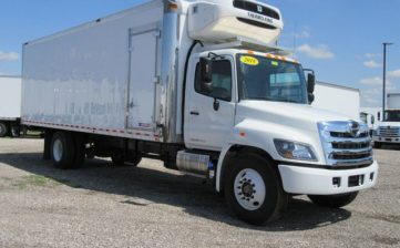 REFRIGERATED TRUCKING SERVICE PROVIDER IN INDIA