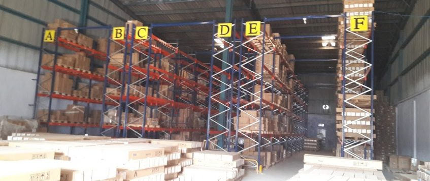 WAREHOUSING AND ASSOCIATED SERVICES – INDIA